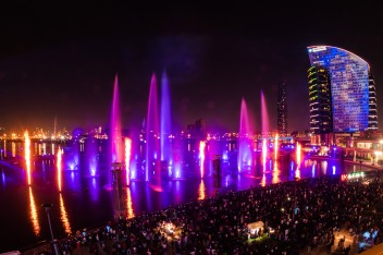 IMAGINE 3 - Dubai Festival City